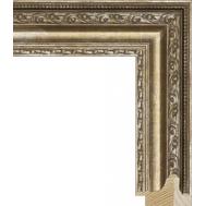 Деревянный багет NA003.1.005, ш: 5.2см в: 3.5см, фото 1