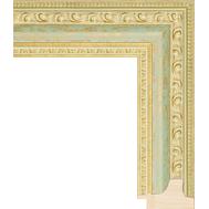 Деревянный багет NA003.1.120, ш: 5.2см в: 3.5см, фото 1