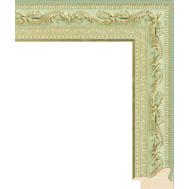 Деревянный багет NA008.2.131, ш: 4.2см в: 2.8см, фото 1