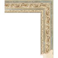Деревянный багет NA014.1.227, ш: 4.2см в: 3.1см, фото 1