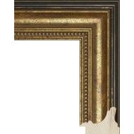 Деревянный багет NA016.1.247, ш: 5.6см в: 4см, фото 1