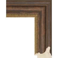 Деревянный багет NA016.1.274, ш: 5.6см в: 4см, фото 1