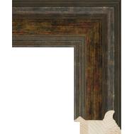 Деревянный багет NA018.0.213, ш: 6.7см в: 3.6см, фото 1