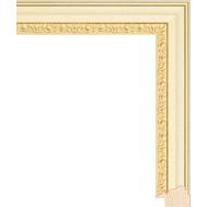 Деревянный багет NA019.1.089, ш: 3.2см в: 2.2см, фото 1