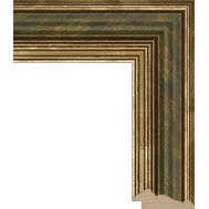 Деревянный багет NA026.0.060, ш: 5.7см в: 2.2см, фото 1