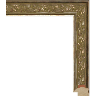 Деревянный багет NA032.1.066, ш: 3.2см в: 2.8см, фото 1