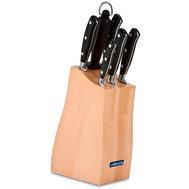 Набор ножей 6 предметов Arcos Riviera, нержавеющая сталь, подставка из бука, Испания - арт.2342, фото 1