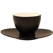 Чайная пара Guy Degrenne Salam, фарфор, 200мл - арт.158255, фото 1