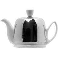 Чайник заварочный Guy Degrenne Salam, с ситечком, белый, 0.45л - арт.211987, фото 1