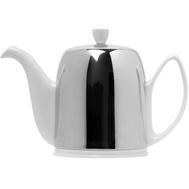 Чайник заварочный Guy Degrenne Salam, с ситечком, белый, 1.5л - арт.211990, фото 1
