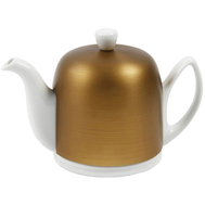 Чайник заварочный Guy Degrenne Salam, с ситечком, бронзовый, 1л - арт.216415, фото 1