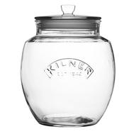 Банка для продуктов Kilner Push Top, 4л - арт.K_0025.743V, фото 1