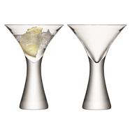 Набор бокалов для коктейлей LSA International Moya, 300мл - 2шт - арт.G846-11-985, фото 1