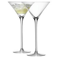Набор бокалов для коктейлей LSA International Bar, 275мл - 2шт - арт.G256-10-991, фото 1