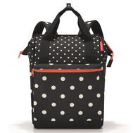 Сумка-рюкзак Reisenthel Allrounder R, чёрный, 26х45.3х14.5см - арт.JR7051, фото 1