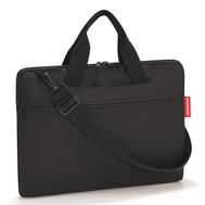 Сумка для ноутбука Reisenthel Netbookbag, чёрная, 40.8х29х3.3см - арт.MA7003, фото 1