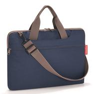 Сумка для ноутбука Reisenthel Netbookbag, синяя, 40.8х29х3.3см - арт.MA4059, фото 1
