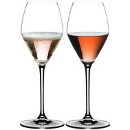 Набор бокалов для шампанского Rose Champagne/Rose Wine Riedel Extreme, 325мл - 2шт - арт.4441/55, фото 1