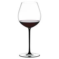 Фужер Old World Pinot Noir Riedel Fatto a Mano, 705мл, черная ножка - арт.4900/07B, фото 1