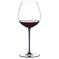 Фужер для красного вина Old World Pinot Noir Riedel Fatto a Mano, 705мл, синяя ножка - арт.4900/07D, фото 1