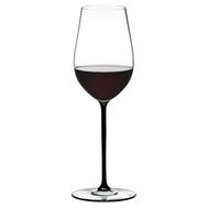 Бокал для белого вина Riesling/Zinfandel Riedel Fatto a Mano, 395мл, черная ножка - арт.4900/15B, фото 1
