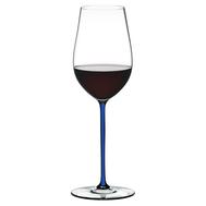 Бокал для вина Riesling/Zinfandel Riedel Fatto a Mano, 395мл, синяя ножка - арт.4900/15D, фото 1