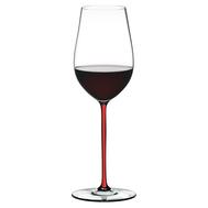 Бокал для белого вина Riesling/Zinfandel Riedel Fatto a Mano, 395мл, красная ножка - арт.4900/15R, фото 1
