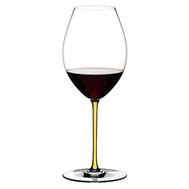 Фужер для красного вина Old World Syrah Riedel Fatto a Mano, 650мл, желтая ножка - арт.4900/41Y, фото 1