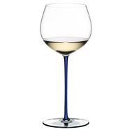Бокал Oaked Chardonnay Riedel Fatto a Mano, 620мл, синяя ножка - арт.4900/97D, фото 1