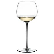 Бокал для красного вина Oaked Chardonnay Riedel Fatto a Mano, 620мл, белая ножка - арт.4900/97W, фото 1