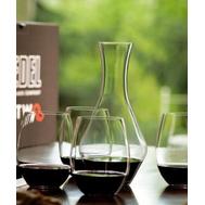 Подарочный набор бокалов Cabernet Riedel, 600мл 4шт + декантер - арт.5414/14, фото 1