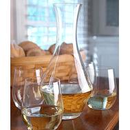 Подарочный набор бокалов Viognier/Chardonnay Riedel, 320мл 4шт + декантер - арт.5414/54, фото 1