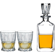 Подарочный набор для виски Fire Riedel: графин и 2 стакана - арт.5515/02 S1, фото 1