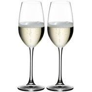 Бокалы для шампанского Champagne Glass Riedel Ouverture, 260мл - 2шт - арт.6408/48, фото 1