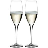 Фужеры для шампанского Champagne Glass Riedel Heart To Heart, 330мл - 2шт - арт.6409/08, фото 1
