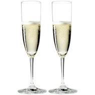 Бокалы для шампанского Champagne Riedel Vinum, 160мл - 2шт - арт.6416/08, фото 1
