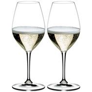 Набор бокалов для шампанского Champagne Wine Glass Riedel Vinum, 445мл - 2шт - арт.6416/58, фото 1
