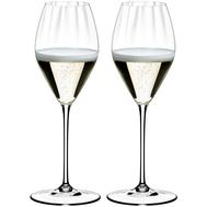 Бокалы для шампанского Champagne Riedel Performance, 375мл - 2шт - арт.6884/28, фото 1