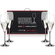 Фужеры для шампанского Vintage Champagne Glass Riedel Vinum XL, 343мл - 4шт - арт.7416/28, фото 1