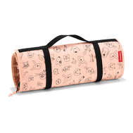 Органайзер детский Reisenthel Myorganizer Cats and dogs, розовый, 38х80х4см - арт.IB3064, фото 1
