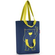 Сумка через плечо Reisenthel Familybag, синяя, 41.4х70х16см - арт.FB4005, фото 1
