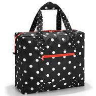 Тканевая сумка Reisenthel Mini maxi touringbag, чёрная, 49.5х49х20см - арт.AD7051, фото 1