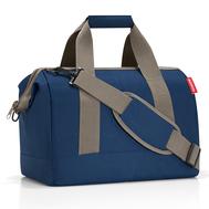 Дорожная сумка Reisenthel Allrounder M, синяя - арт.MS4059, фото 1