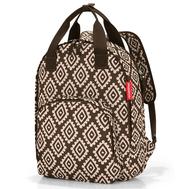 Сумка-рюкзак Reisenthel Easyfitbag, коричневый, 27.5х40.5х14.5см - арт.JU6039, фото 1