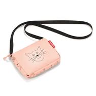 Детская сумка Reisenthel itbag Cats and dogs, розовая - арт.JA3064, фото 1