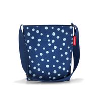 Сумка через плечо Reisenthel Shoulderbag S, синяя, 27х87.5х7см - арт.HY4044, фото 1