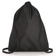 Складной рюкзак Reisenthel Mini maxi Sacpack, черный, 35.5х45.7х5.5см - арт.AU7003, фото 1