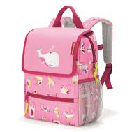 Детский ранец Reisenthel ABC friends, розовый - арт.IE3066, фото 1