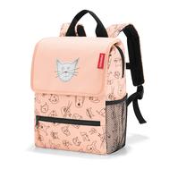 Детский ранец Reisenthel Cats and dogs, розовый - арт.IE3064, фото 1