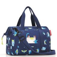 Детская сумка Reisenthel Allrounder XS ABC friends, синяя, 27см - арт.IQ4066, фото 1